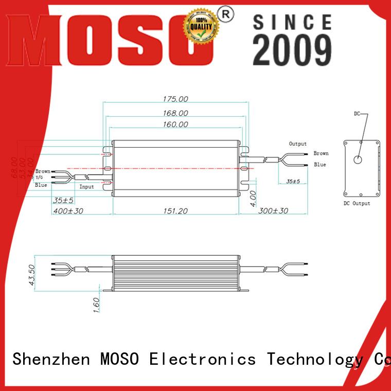 hot selling non isolated ac dc power supply manufacturer for outdoor MOSO