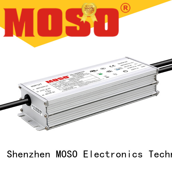 MOSO led electronic driver inquire now for avenue