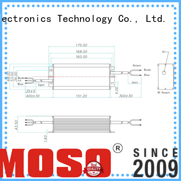 MOSO quality ac led driver directly sale for industrial