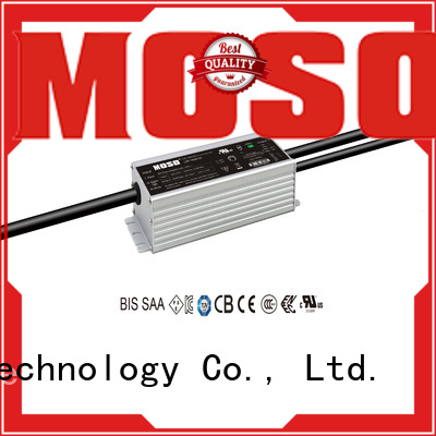 MOSO dimmable led driver factory for alley