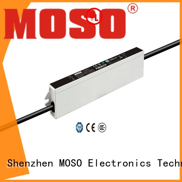 MOSO constant voltage led driver customized for club