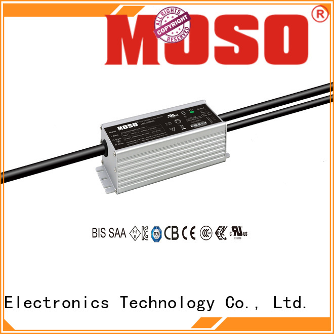 MOSO led power supply factory for street