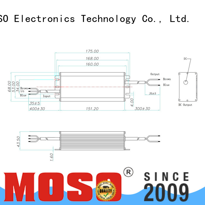 MOSO non isolated driver manufacturer for commercial
