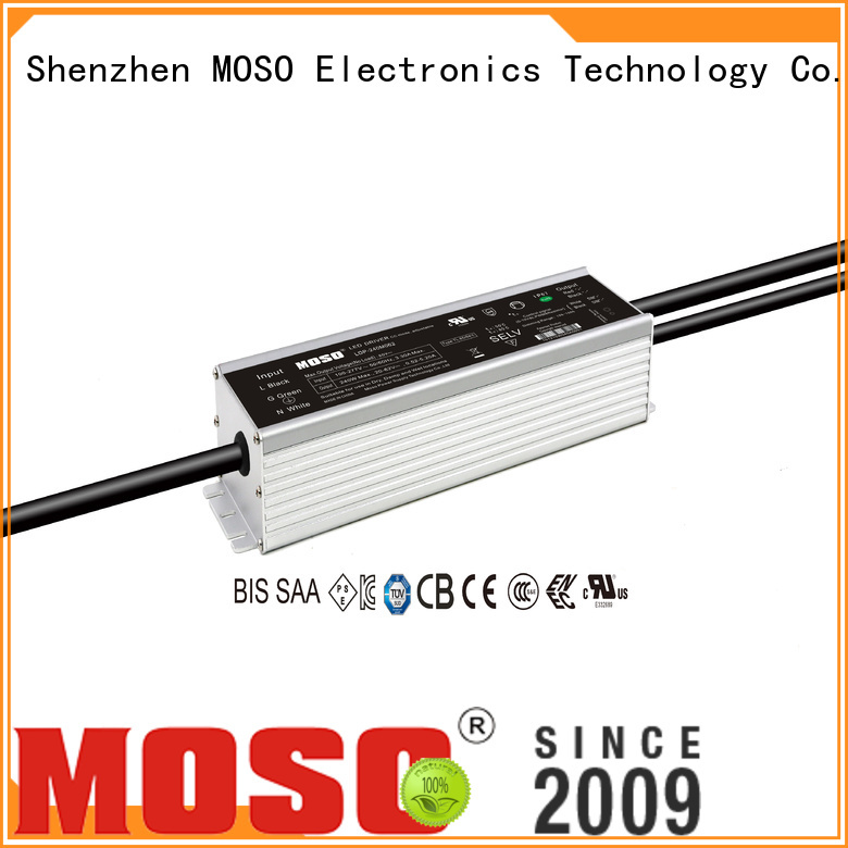 MOSO quality power led driver for street