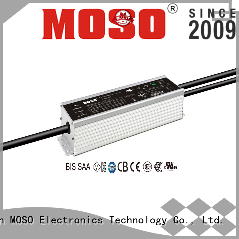 MOSO dimmable led driver factory for avenue
