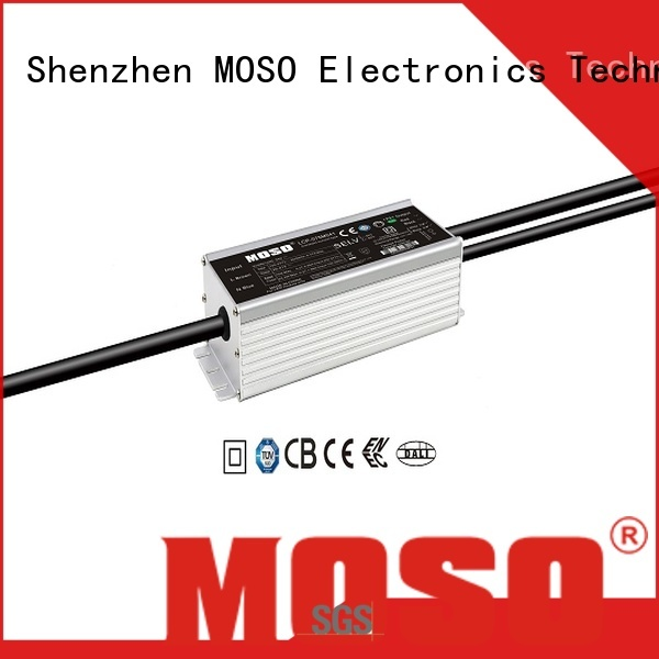 MOSO outdoor programmable driver with good price for railroad tracks