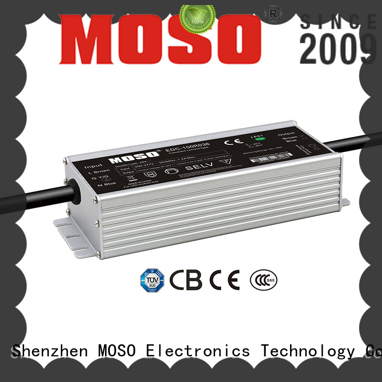 MOSO led street light power supply personalized for outdoor