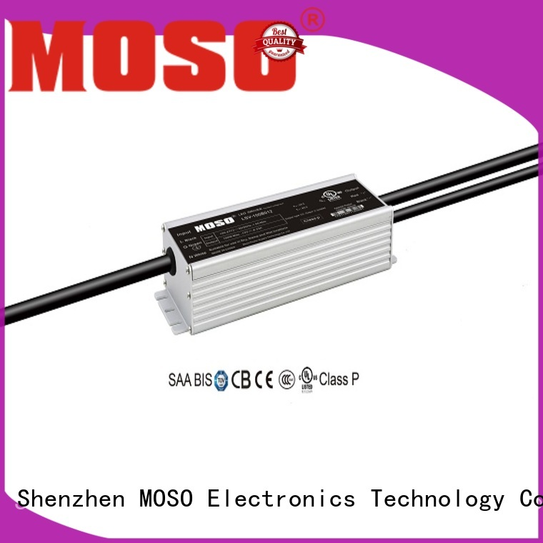 MOSO waterproof led driver manufacturer for view